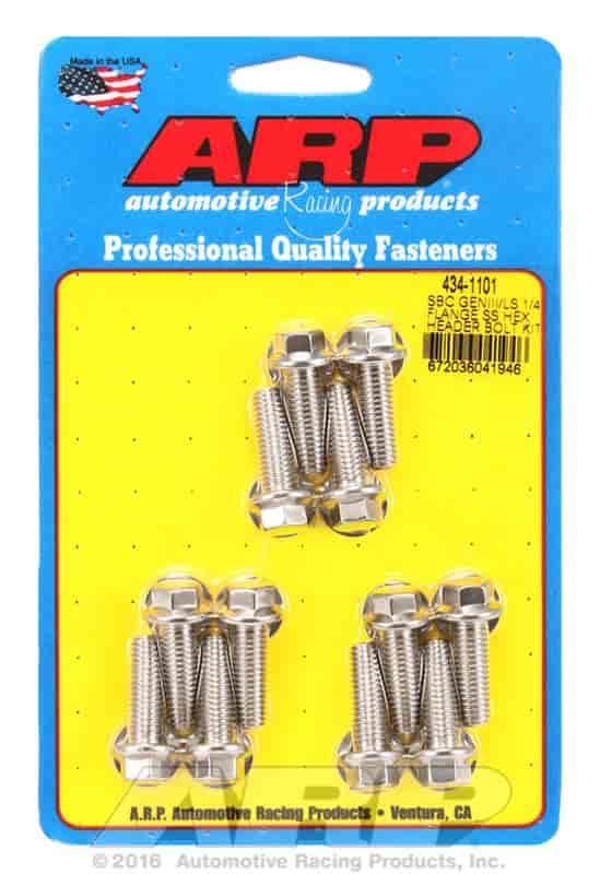 ARP Header Bolt Kit Small Block Chevy Gen III LS Series