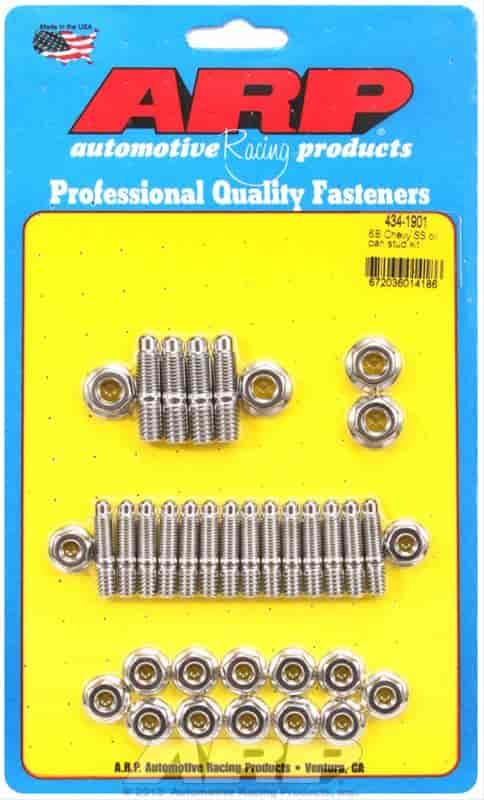 ARP 434-1901 - ARP Oil Pan Stud Kits