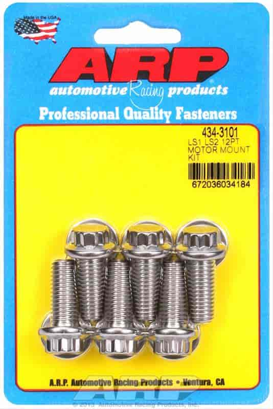 ARP 434-3101 - ARP Motor Mount Bolts