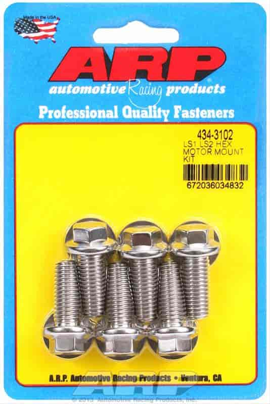 ARP 434-3102 - ARP Motor Mount Bolts
