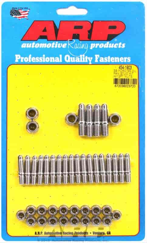 ARP 454-1903 - ARP Oil Pan Stud Kits
