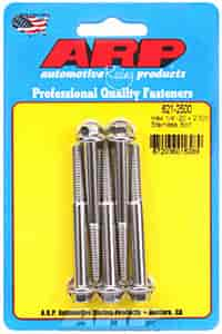 ARP 621-2500 - ARP Bulk Standard Thread Stainless Steel Bolts
