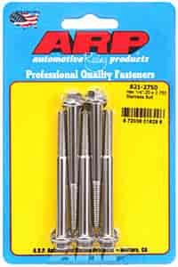 ARP 621-2750 - ARP Bulk Standard Thread Stainless Steel Bolts
