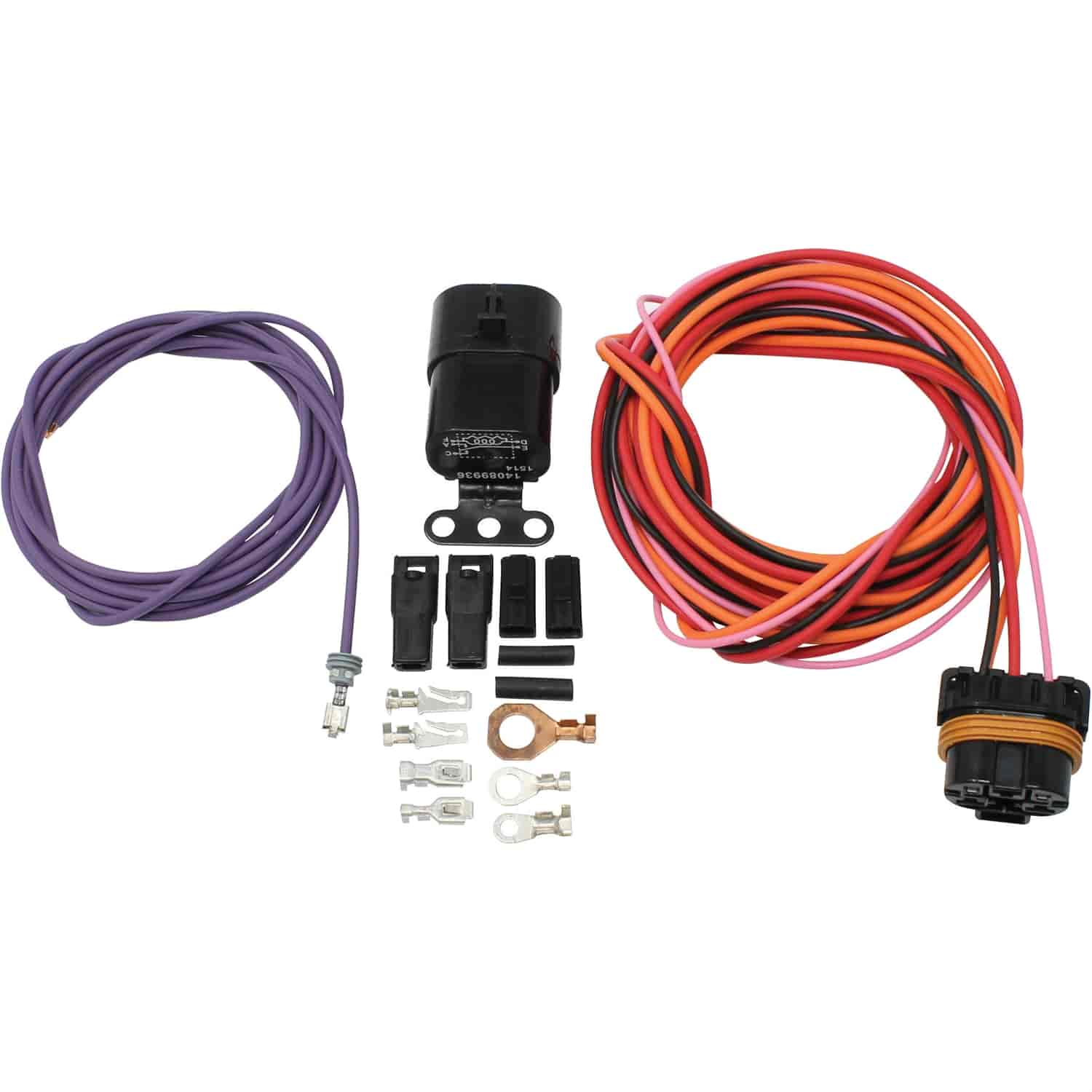 lamphus wiring harness haywire wiring harnes: american autowire 500093:  waterproof universal relay kit