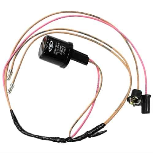 1958 corvette wiring harness american autowire 510326 parking brake warning signal kit  1958  american autowire 510326 parking brake