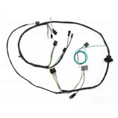 american autowire ch97517  air conditioning harness  1969 chevy chevelle  u0026 el camino