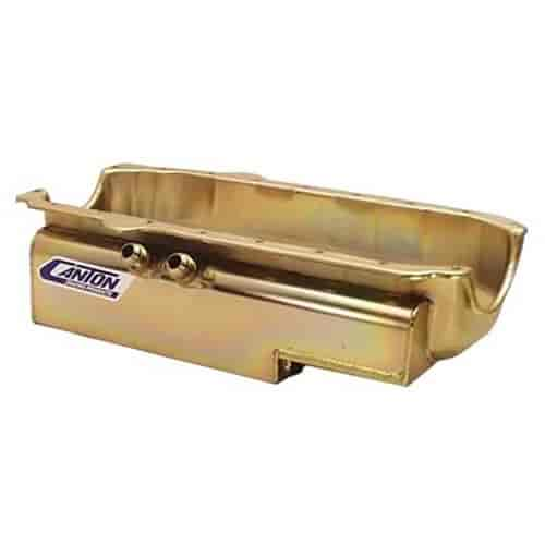 Sump Mail: Canton Racing Products 12-155: Dry Sump Oil Pan Pre-1985