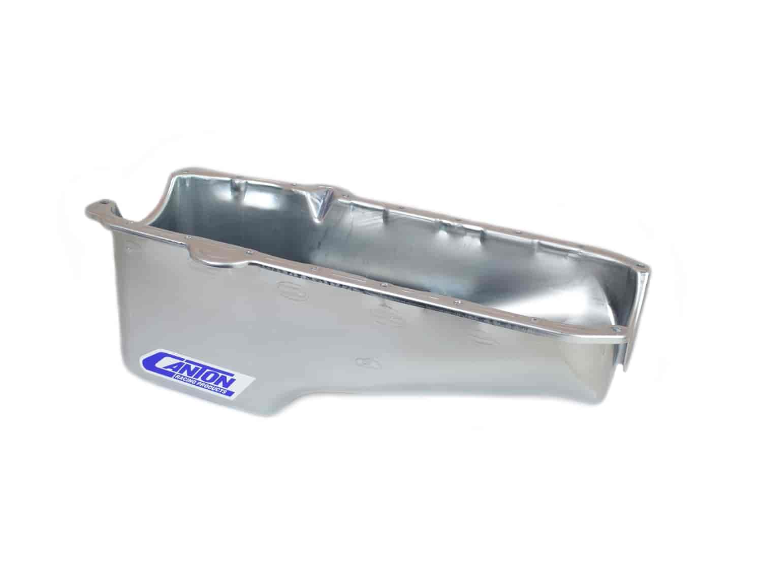 Canton Racing Products 15-010 - Canton Racing Stock Appearing / Stock Replacement Oil Pans