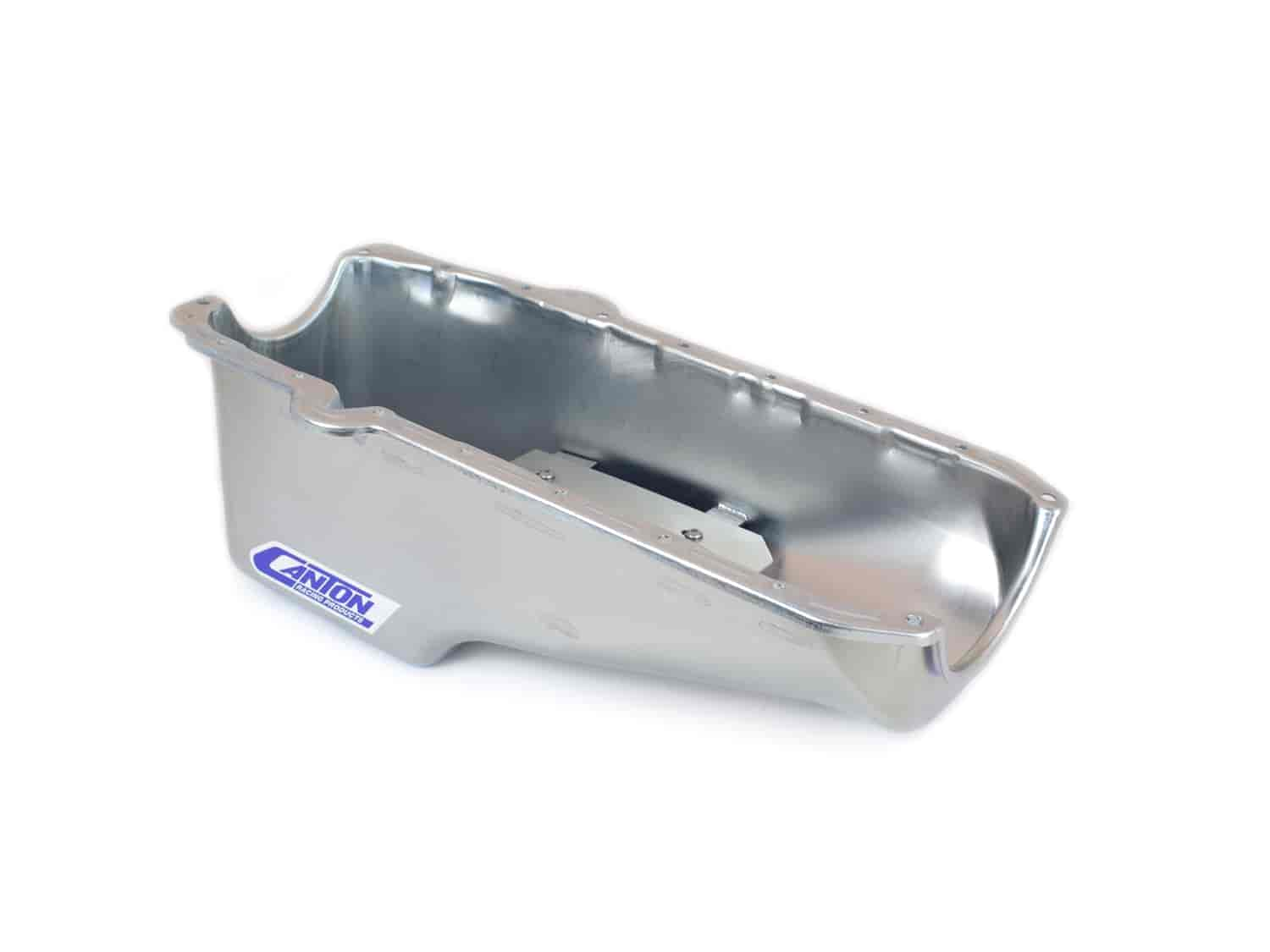 Canton Racing Products 15-010M - Canton Racing Stock Appearing / Stock Replacement Oil Pans