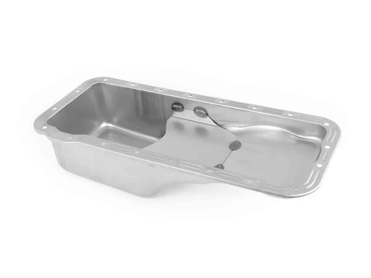 Canton Racing Products 15-800 - Canton Racing Stock Appearing / Stock Replacement Oil Pans