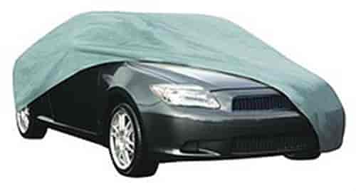 Fits 167 Long Station Wagon Cover Budge SB-2 Grey Size S2
