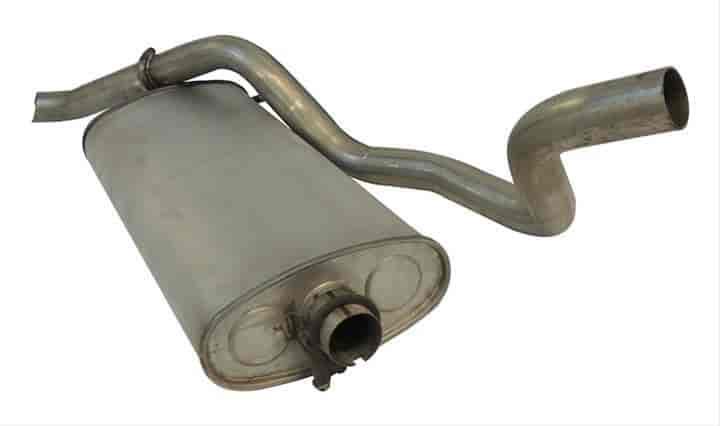 Crown Automotive 5096297AA - Crown Automotive Exhaust Kits