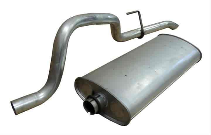 Crown Automotive 5096298AA - Crown Automotive Exhaust Kits