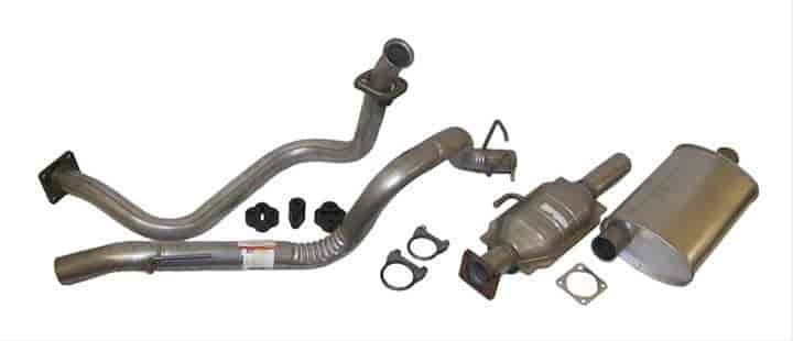 Crown Automotive 52001720K - Crown Automotive Exhaust Kits