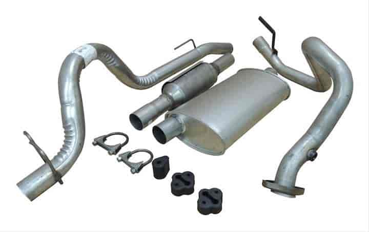 Crown Automotive 52018177K - Crown Automotive Exhaust Kits