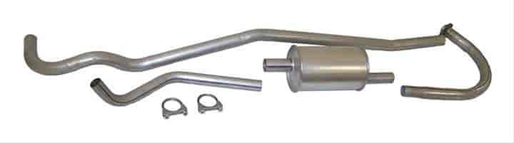Crown Automotive 641878K - Crown Automotive Exhaust Kits