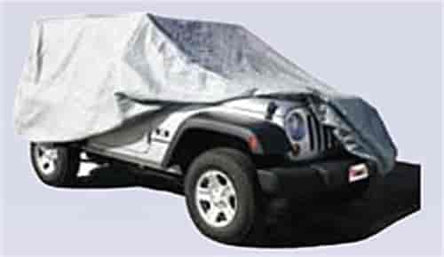 Crown Automotive FC10009 - Crown Automotive Jeep Wrangler Full Covers