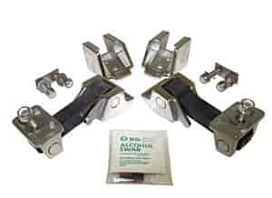 Crown Automotive JKHCSS - Crown Automotive Hood Catch Kits