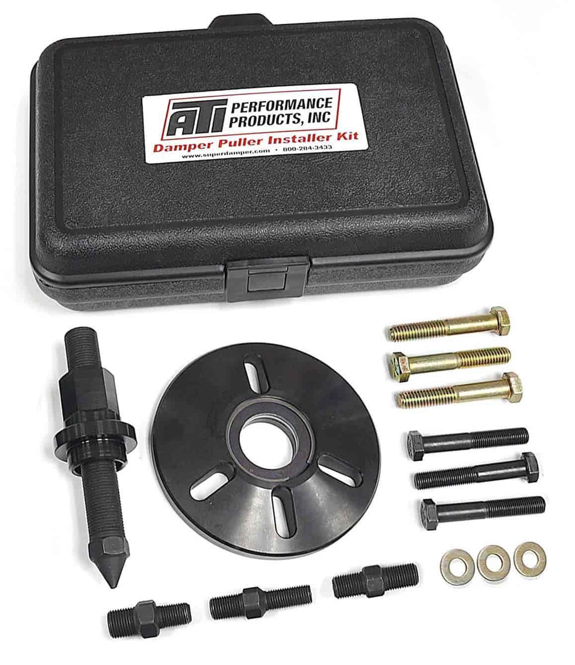 085 918999 ati 918999 damper puller & installer pro kit jegs