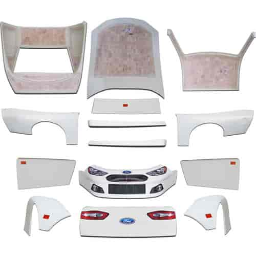 Five Star Race Car Bodies 593-100