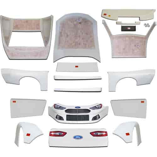 Five Star Race Car Bodies 593-112