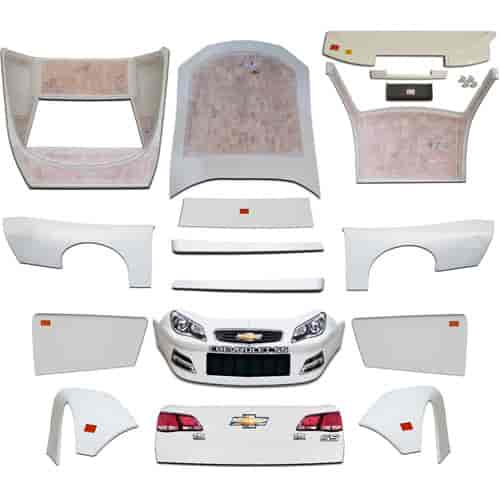 Five Star Race Car Bodies B673-112
