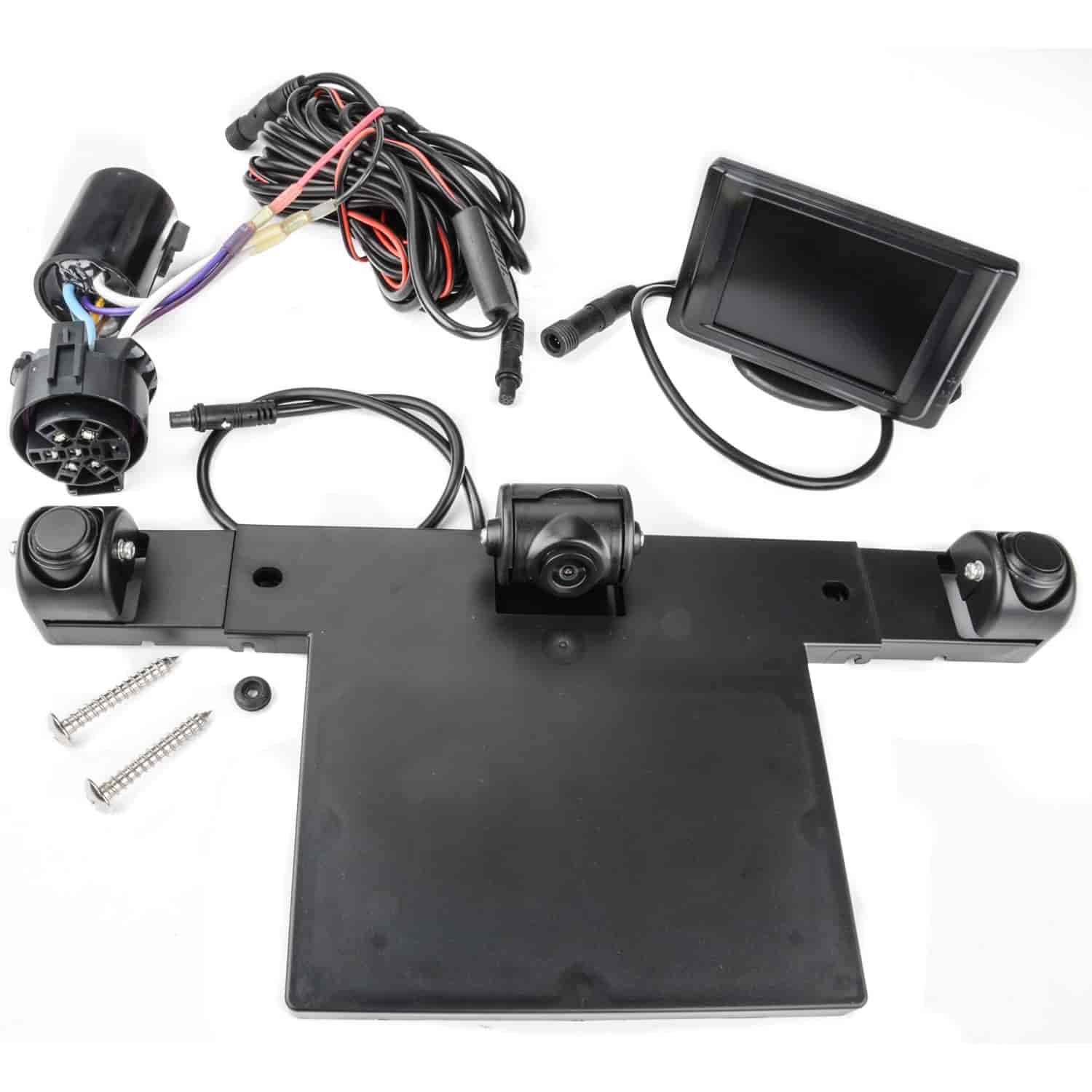 Hopkins Towing Solutions 50002 - Hopkins Smart Hitch Camera & Sensor System