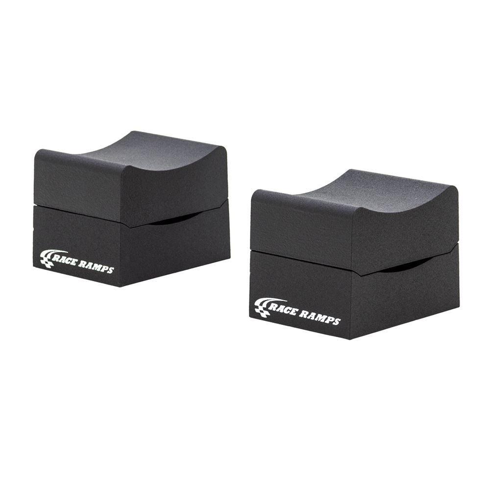 Race Ramps RR-WC-10-2: Adjustable Wheel Cribs Long 15