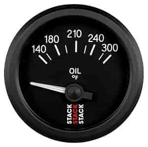 Stack Gauges 3210 - Stack Electrical Gauges