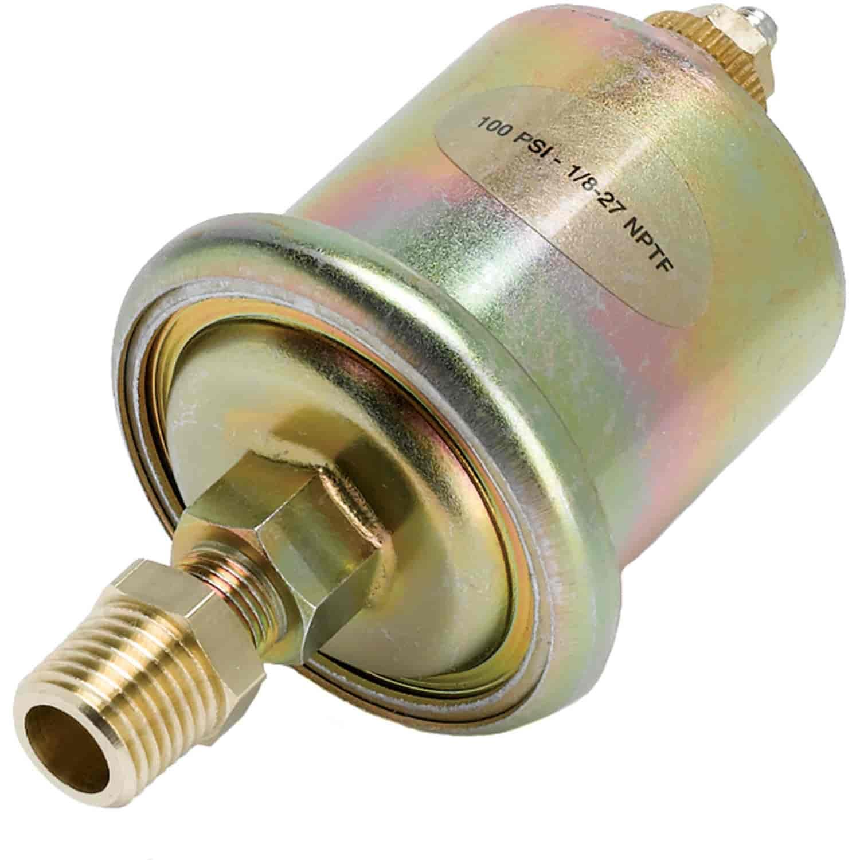 Stack Gauges ST262242: SENSOR OIL PRESSURE 100PSIG/7 BAR 1