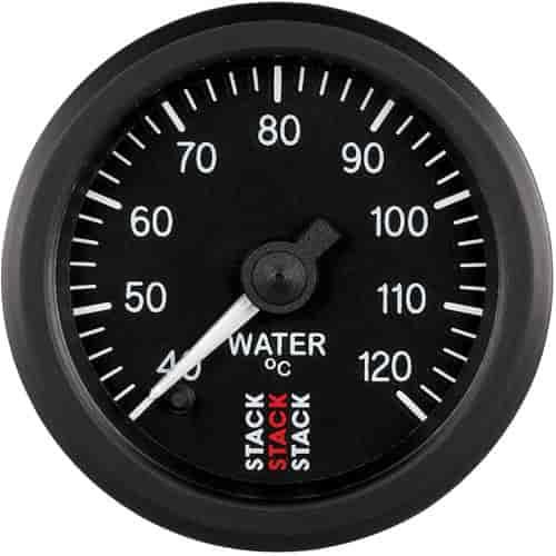 Performance Instrument Black Water Temperature 40120C