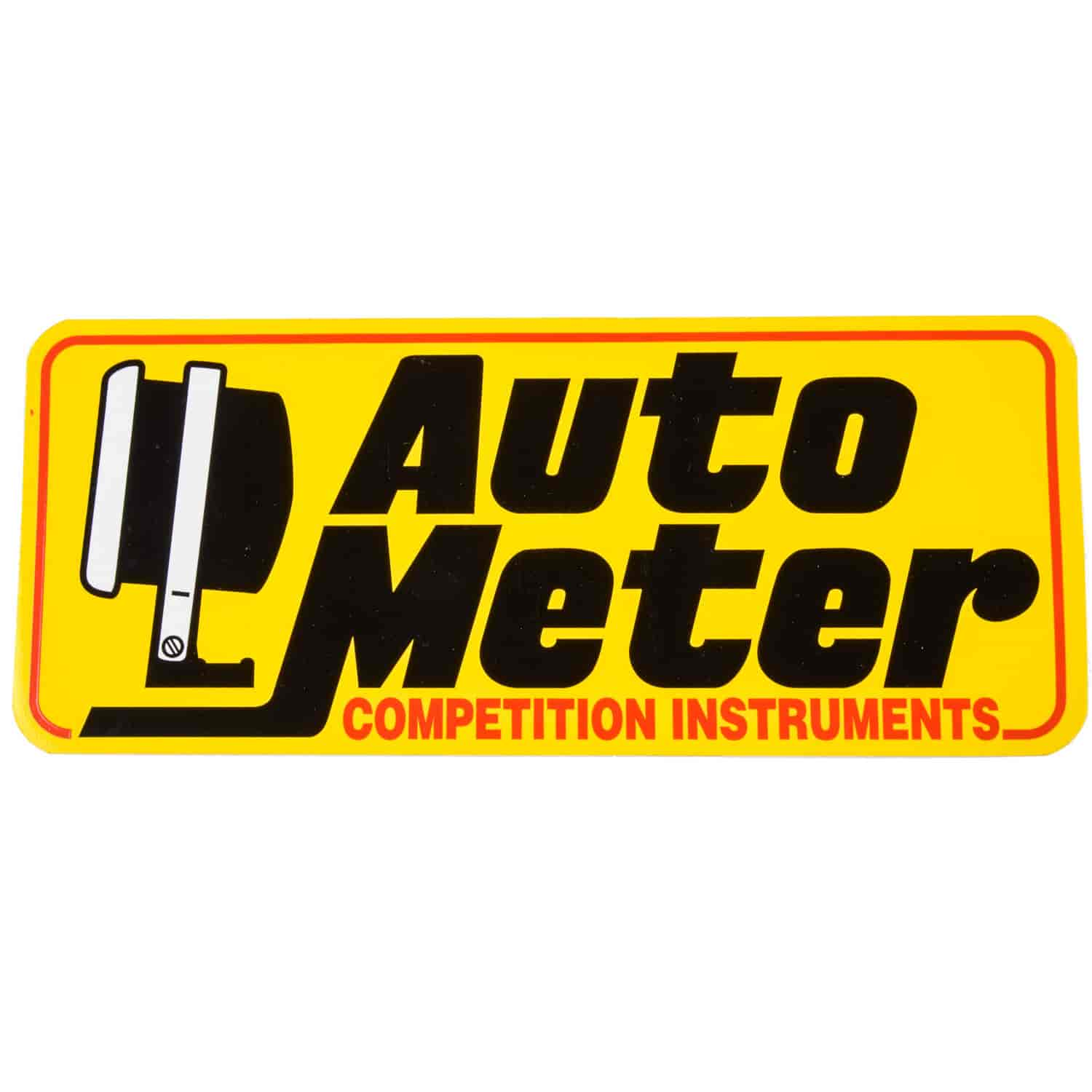 Auto Meter 0207 - Auto Meter Apparel, Decals & Banners
