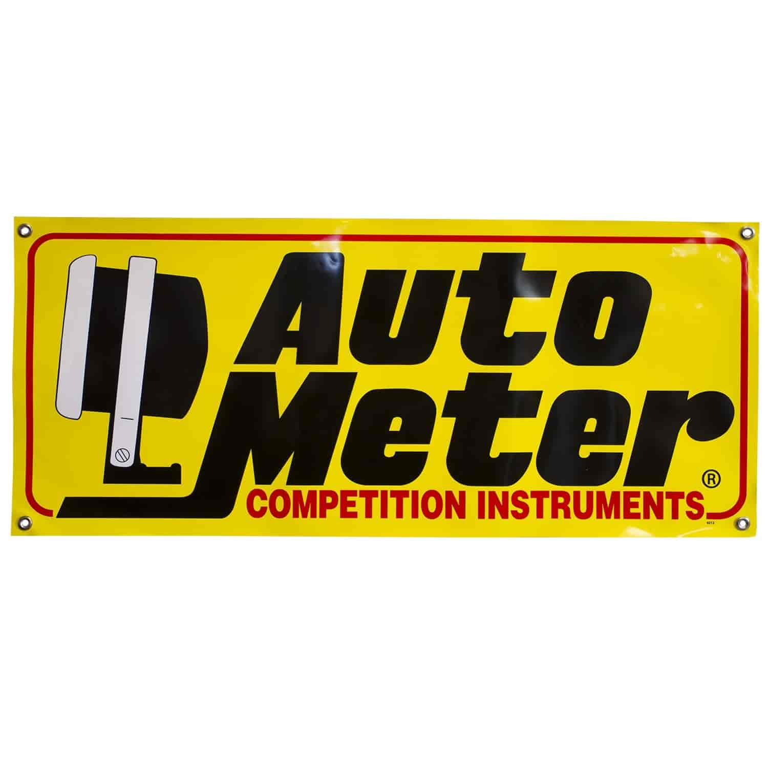 Auto Meter 0212 - Auto Meter Apparel, Decals & Banners