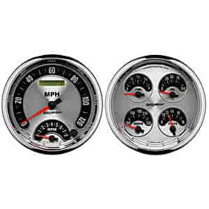 Auto Meter 1205 - Auto Meter American Muscle Gauges and Dash Kits