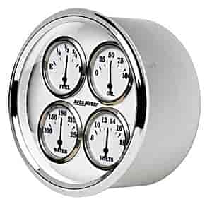 Auto Meter 1210 - Auto Meter Old Tyme White II Gauges