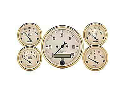 Auto Meter 1502 - Auto Meter Golden Oldies Gauges