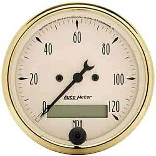 Auto Meter 1588 - Auto Meter Golden Oldies Gauges