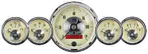 Auto Meter 2000 - Auto Meter Prestige Antique Ivory Gauges