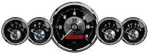 Auto Meter 2001 - Auto Meter Prestige Black Diamond Gauges