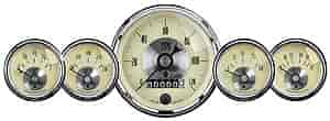 Auto Meter 2002 - Auto Meter Prestige Antique Ivory Gauges
