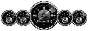 Auto Meter 2003 - Auto Meter Prestige Black Diamond Gauges