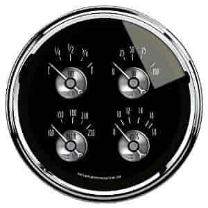 Auto Meter 2012 - Auto Meter Prestige Black Diamond Gauges