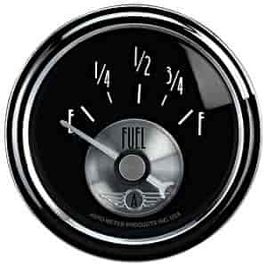 Auto Meter 2014 - Auto Meter Prestige Black Diamond Gauges