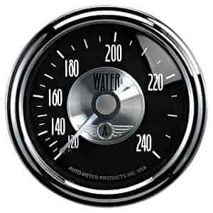 Auto Meter 2033 - Auto Meter Prestige Black Diamond Gauges