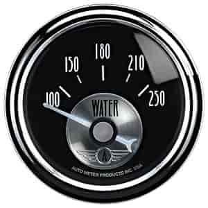 Auto Meter 2038 - Auto Meter Prestige Black Diamond Gauges