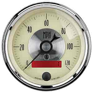 Auto Meter 2087 - Auto Meter Prestige Antique Ivory Gauges