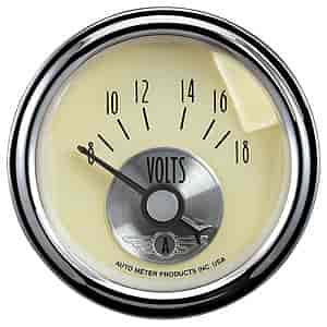 Auto Meter 2092 - Auto Meter Prestige Antique Ivory Gauges