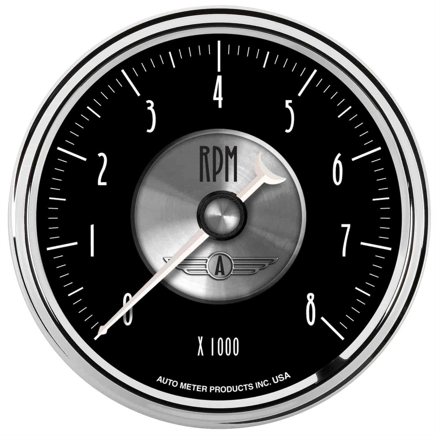 Auto Meter 2096 - Auto Meter Prestige Black Diamond Gauges