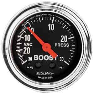 Auto Meter 2403 - Auto Meter Traditional Chrome Gauges
