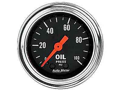 Auto Meter 2421 - Auto Meter Traditional Chrome Gauges